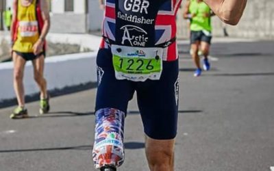 MBE for Andy in New Years Honours