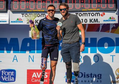 Marathon Lanzarote 2017